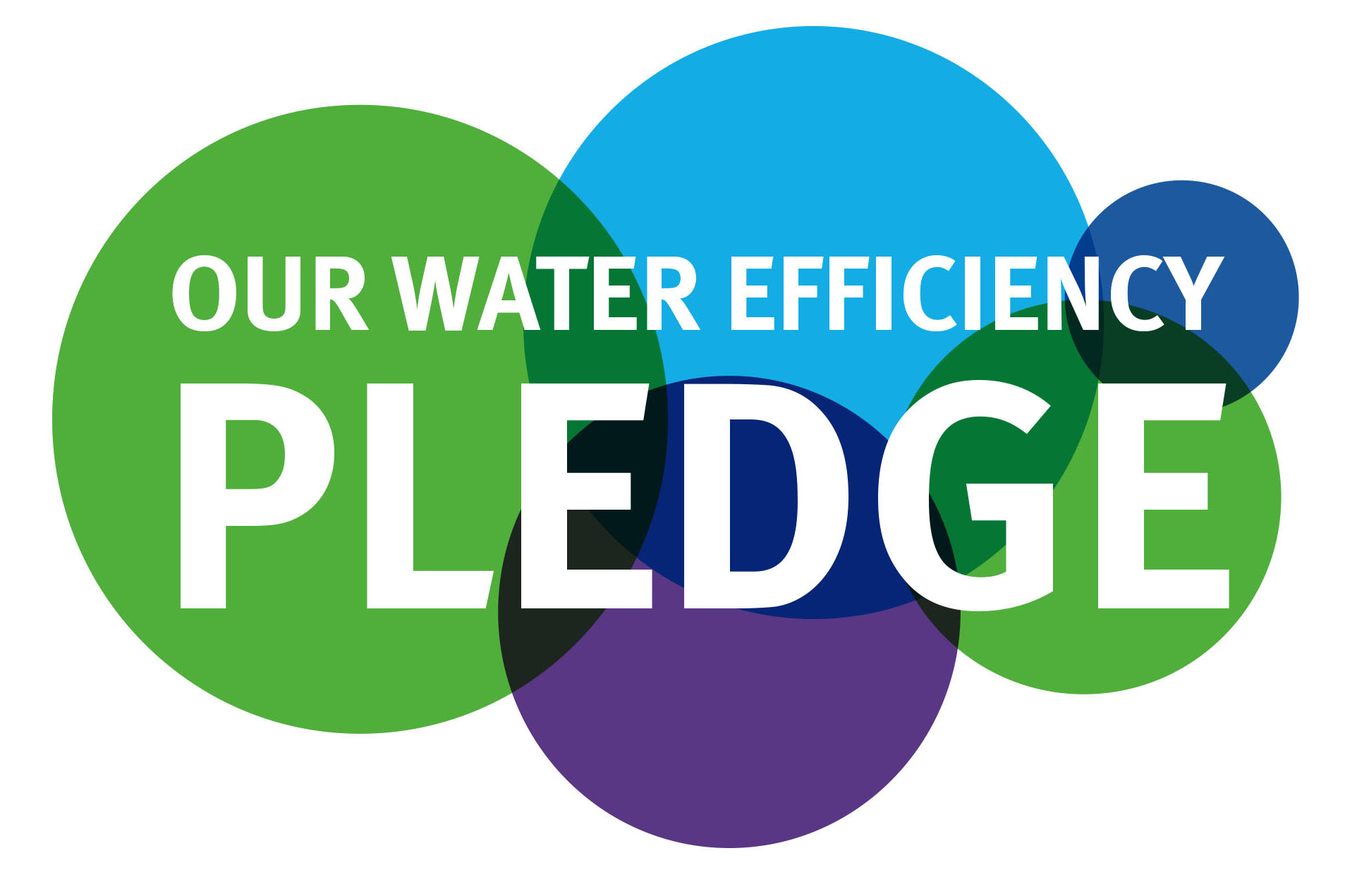 We realise the importance of saving water for our customers and the environment.